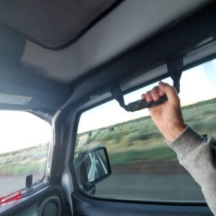"""I want one of these in both of our vehicles at home - so ergonomically """"oh shit"""""""